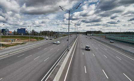 Federal Highway M11 Moscow – St. Petersburg